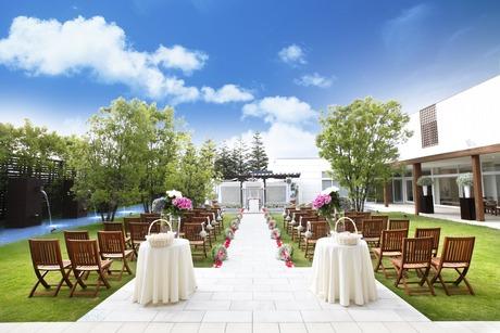 土日祝のみ結婚式場のフロント業務をお任せします。